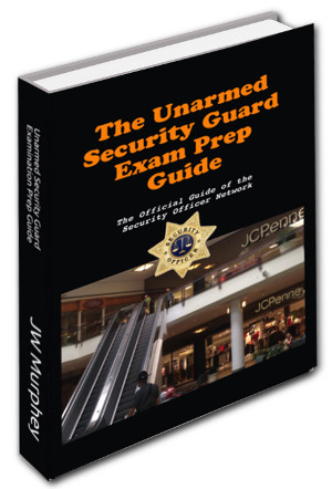 security guard test preparation guide
