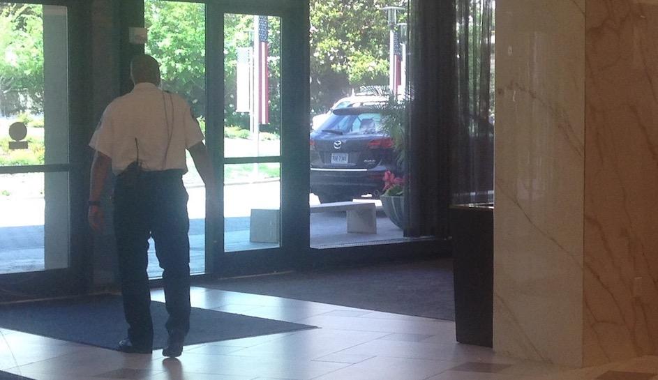 Washington DC Security Officer