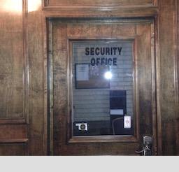 Las Vegas Security Agency Sign