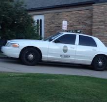 Security Patrol Car
